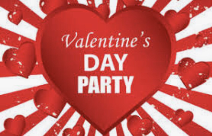 Valentine's Day Parties will commence on our first day back to school!